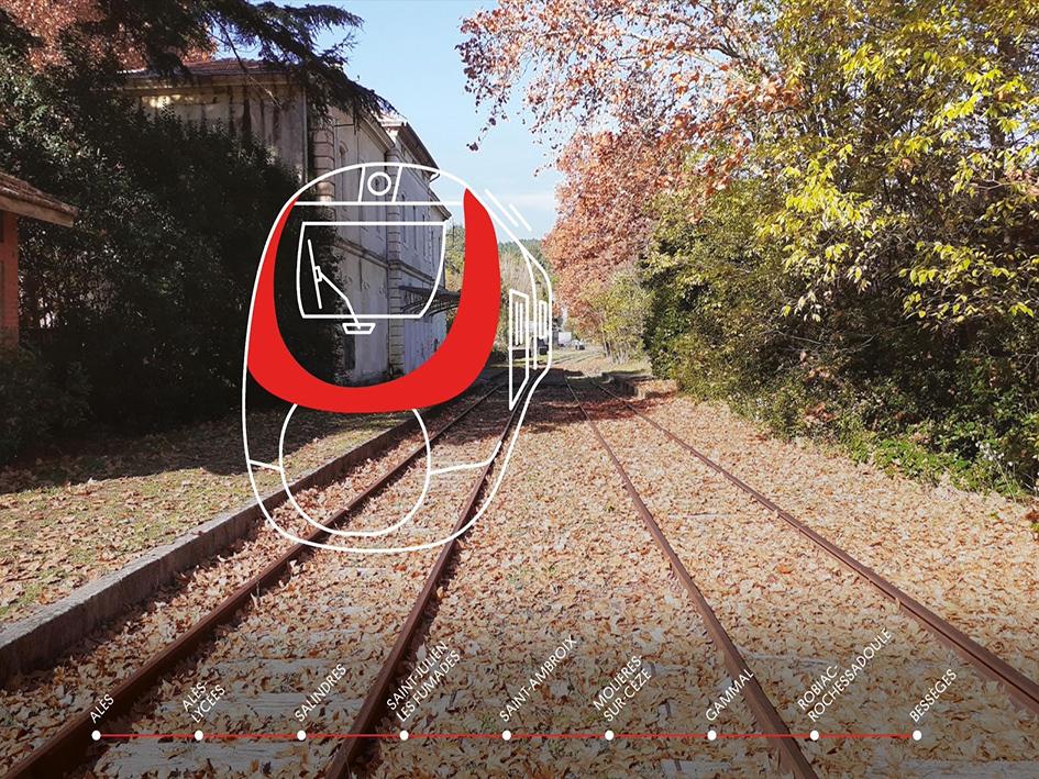 SNCF Réseau - Ligne Alès Bessègnes
